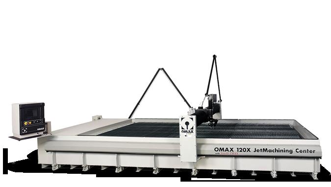 OMAX 120X